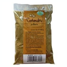 Coriandru Pulbere Herbavit 100gr Cod: HERB.00317
