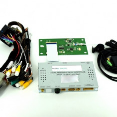 Interfata 550GPS. Are WINCE si se si poate instala IGO.Compatibila cu VW 550 ManiaCars