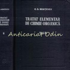 Tratat Elementar De Chimie Organica II - C. D. Nenitescu