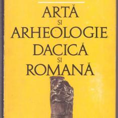 M. Gramatopol, Arta si Arheologie Dacica si Romana