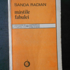SANDA RADIAN - MASTILE FABULEI