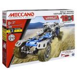 Cumpara ieftin Set constructie metalic Meccano Kit Masina 10 in 1