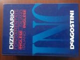DIZIONARIO FONDAMENTALE INGLESE - ITALIANO / ITALIANO - INGLESE DeAgostini 1998