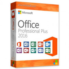 Licenta Microsoft Office Professional Plus 2016 / Licenta permanenta