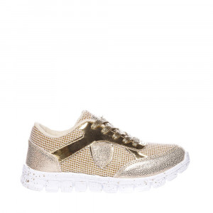 Pantofi sport copii Bilia aurii