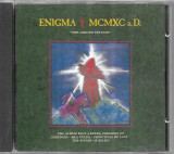 Enigma - MCMXC AD (CD 1991) The Limited Edition, virgin records