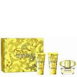 Versace Yellow Diamond Set 50+50+50 pentru femei