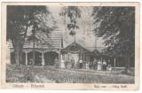 #2451- Romania, Valcele, Előpatak carte post. circulata 1925: Baia rece, animat