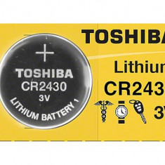 Baterie litiu Toshiba CR2430 1 Bucata /Set