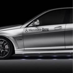 Sticker auto laterale Mercedes-Benz