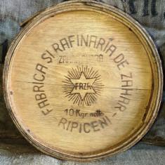 Recipient evreiesc interbelic - Fabrica Si Rafinaria de Zahar RIPICENI