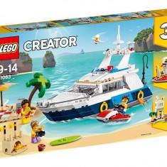 LEGO Creator - Aventuri in croaziera 31083