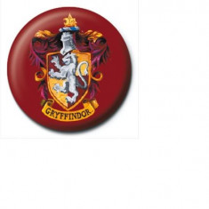 Insigna - Harry Potter Gryffindor   Pyramid International