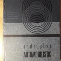 INDREPTAR AUTOMOBILISTIC - SERGIU CUNESCU, DAN IGNAT, TOMA PAVELESCU, ANDREI SAV