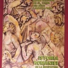 Istoria Romaniei: de la inceputuri pana in secolul al VIII-lea / H. Daicoviciu..