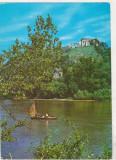 Bnk cp Lipova - Cetatea Soimus - circulata - marca fixa, Printata