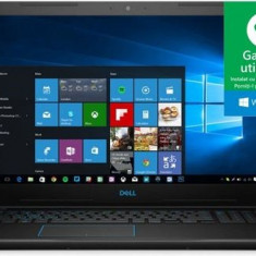 Laptop Gaming Dell Inspiron G3 3779 (Procesor Intel® Core™ i7-8750H (9M Cache, up to 4.1 GHz), Coffee Lake, 17.3inch FHD, 16GB, 1TB HDD @5400RPM + 128