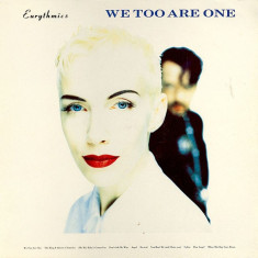 Vinil - Eurythmics - We Too Are One