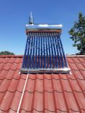 Panou solar nepresurizat – integral inox – 120 L (12 tuburi 58/1800)