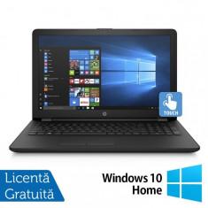 Laptopre HP 15-BS289WM, Intel Pentium Silver N5000 1.10GHz, 4GB DDR4, 1TB HDD, 15.6 Inch Touchscreen LED + Windows 10 Home, 4 GB, 1 TB