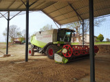 Combina agricola Claas Lexion 530 Montana, an 2007, 4x4, import direct