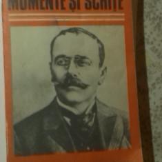 MOMENTE SI SCHITE de I.L. CARAGIALE