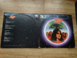 YES - YES + TIME AND A WORD (2LP,2 VINILURI,1973,ATLANTIC,Made in FRANCE) vinyl