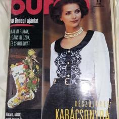 revista/catalog moda Burda,1993/croitorie cu Supliment tipare,T.GRATUIT