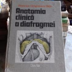 ANATOMIA CLINICA A DIAFRAGMEI - GRIGORESCU SIDO FRANCISC