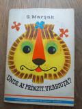UNDE AI PRANZIT, VRABIUTA? de S. MARSAK (1976) CARTE 3D