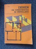 DESEN DE CONSTRUCTII SI INSTALATII Manual clasa a IX-a - Sirbu