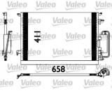 Radiator clima AC cu uscator FIAT CROMA; OPEL SIGNUM, VECTRA C, VECTRA C GTS; SAAB 9-3 1.6-3.2 dupa 2002, Valeo