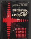 C8988 PRELUCRAREA OPTICA A INFORMATIEI - VALENTIN VLAD, ZACIU, MIRON, MAURER