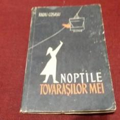 RADU COSASU - NOPTILE TOVARASILOR MEI