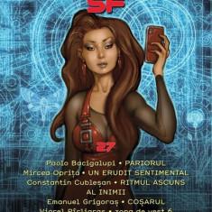 Colecția de Povestiri Științifico-Fantastice (CPSF) Anticipația Nr. 27