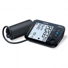 Tensiometru brat cu Bluetooth Beurer, LCD, 22-44 cm, 60 memorii, display XL