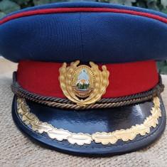 Cascheta de ofiter, de parada RSR