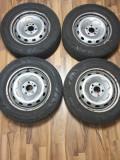 Jante Tabla Mercedes Vito/Opel Vivaro/VW T5/Renault Trafic 205/65R16C 107/105T
