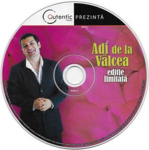 CD Adi De La Vâlcea – Ediție Limitată, original, manele