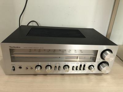 Vand Amplituner Technics SA-400 Receiver FM/AM Amplificator Stereo 45W foto