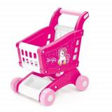 Carucior pentru cumparaturi - Unicorn PlayLearn Toys, DOLU