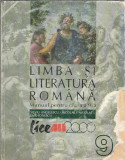 Limba si literatura romana - Manual pentru clasa a 9 a - Silviu Angelescu, Clasa 9, Limba Romana