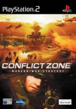 Joc PS2 Conflict Zone - Modern war strategy