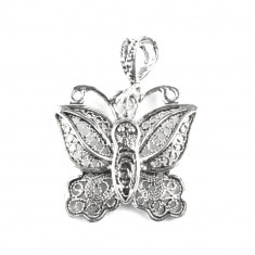 Pandantiv Argint 925 Libelula