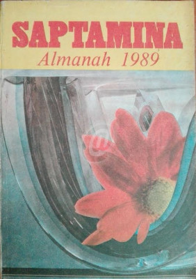 Almanah Saptamana 1989 foto