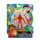 Cumpara ieftin Figurina Ben 10, Alien Worlds, Heatblast, 12 cm, 76168
