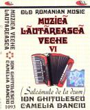 Caseta audio: Ion Ghitulescu si Camelia Danciu - Salcamule de la drum, Casete audio