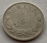 1 Leu 1873 Romania, Frumoasa