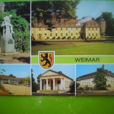 HOPCT 53450  WEIMAR   GERMANIA-NECIRCULATA