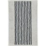 Prosop baie Cawo Black & White Stripes 50x100cm 76 argintiu